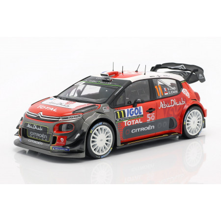 CITROEN C3 WRC 11 SEB. LOEB...