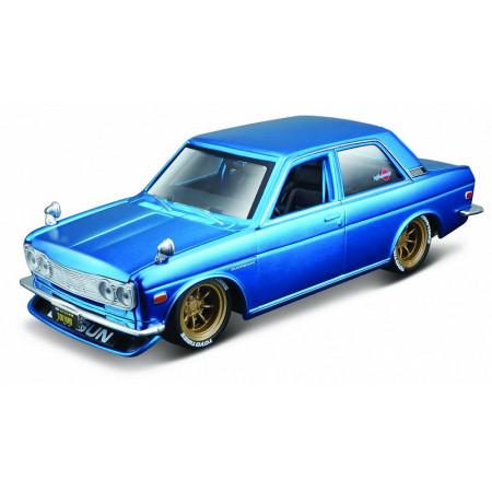DATSUN 510 1971 1/24 BLUE...