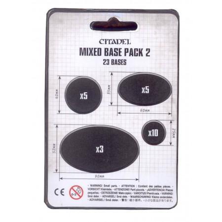 MIXED BASE PACK 2 Citadel 6620