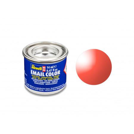 FARBA 731 RED CLEAR KLAR...