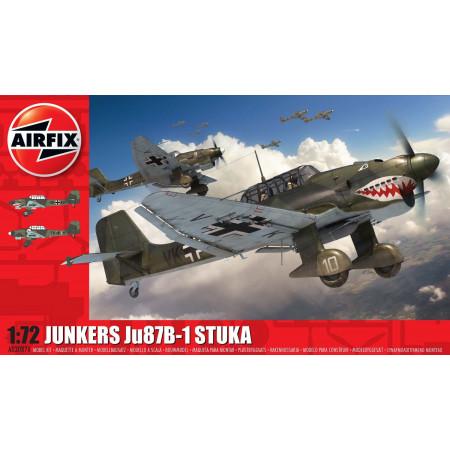 JUNKERS JU87 B-1 STUKA 1/72...