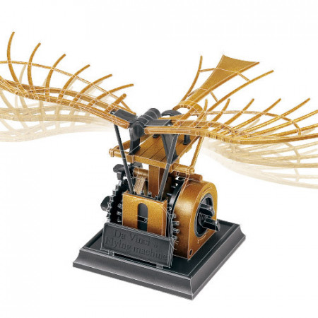 DA VINCI FLYING MACHINE...